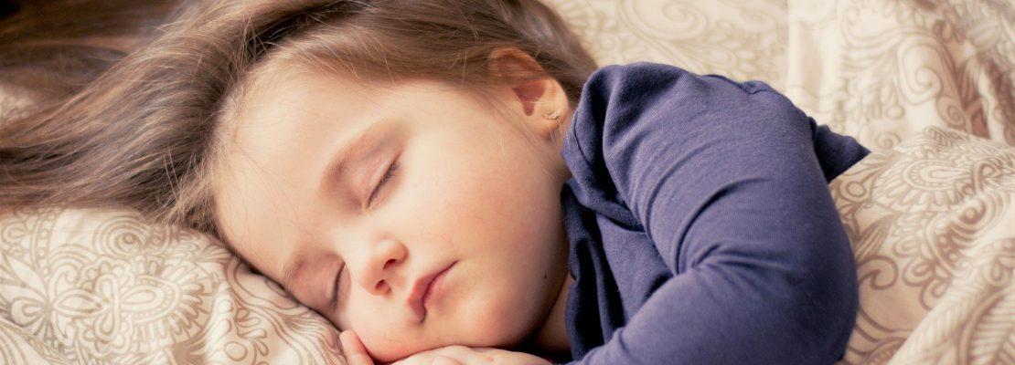 Hooggevoelige kinderen en slapen
